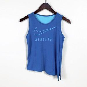 Nike Athlete Mesh Panel Tank   M